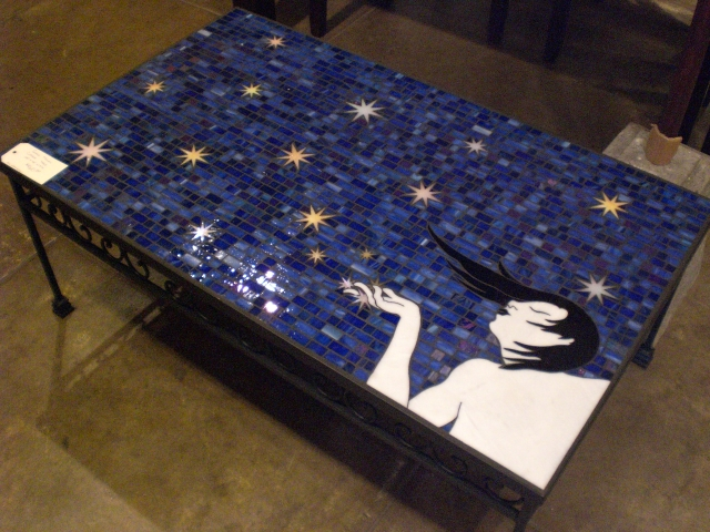 Pictured: Blowing Stars by Furthur.  Photos © Furthur Furniture LA unless otherwise noted.